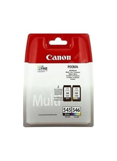 Canon Pg-545/546 Mürekkep Kartuş Multipack (2Li) Renkli
